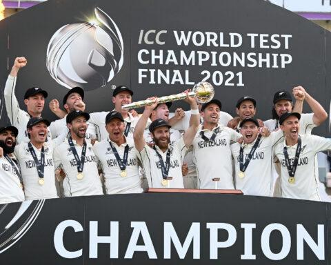 New Zealand Cricket Team, ICC World Test Championship