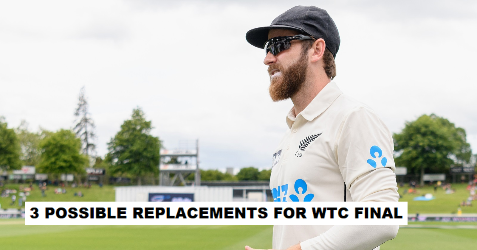 3 Players Who Can Replace Kane Williamson In The New Zealand Playing XI Of ICC World Test Championship Final