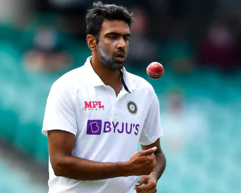 Ravichandran Ashwin-Bowlers with most wickets in last five years
