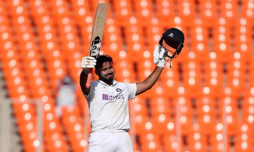 Rishabh Pant, ICC World Test Championship