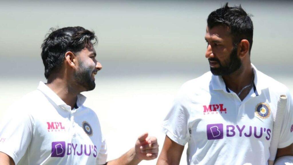 Rishabh Pant And Cheteshwar Pujara, ICC World Test Championship