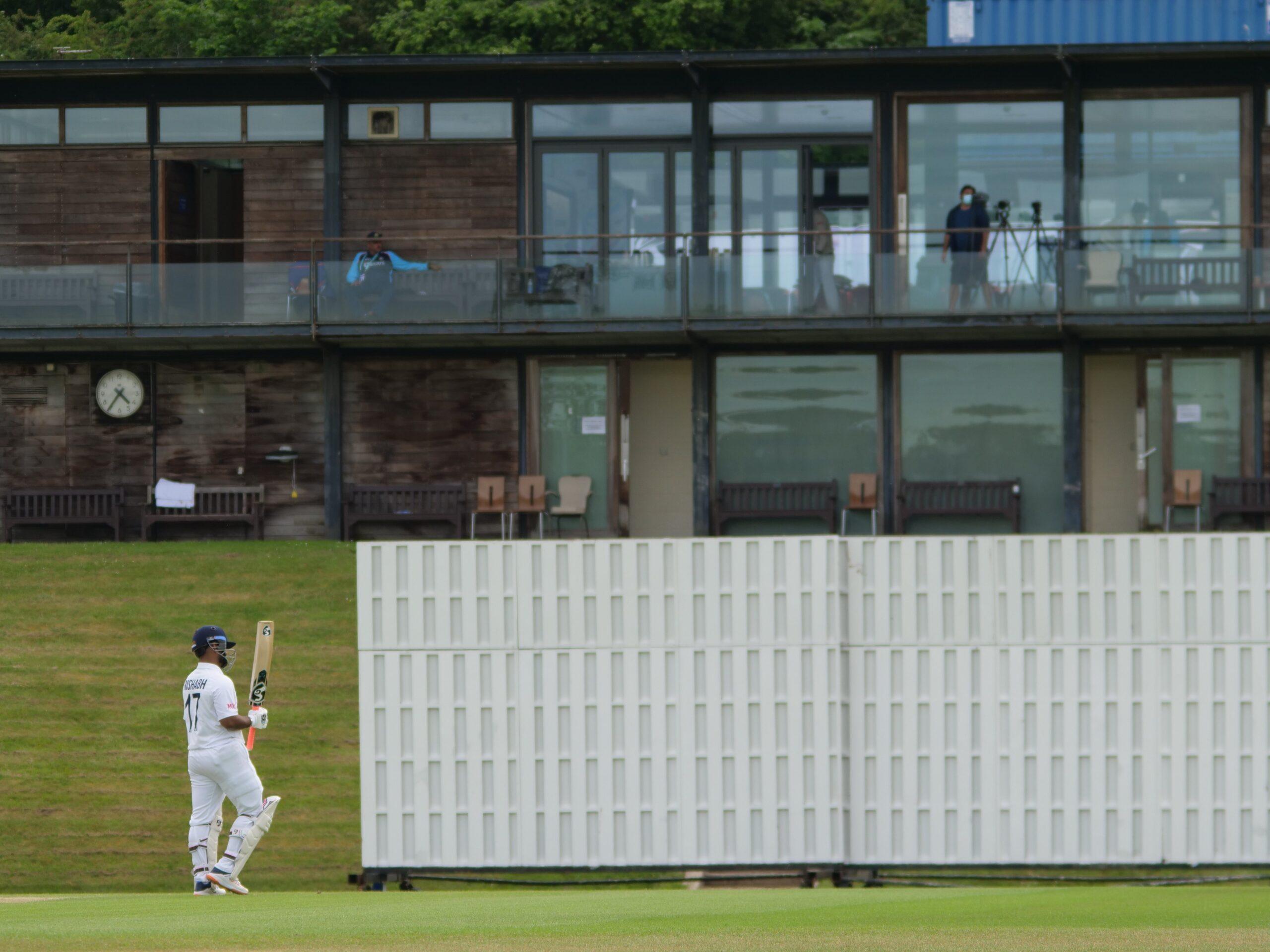 Rishabh Pant, India Practice Match