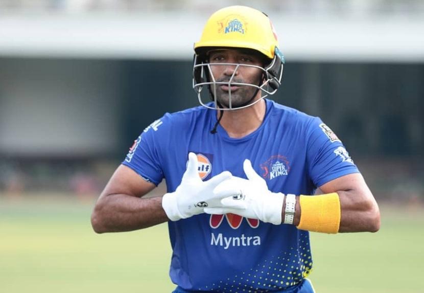 Robin Uthappa, IPL 2021, CSK