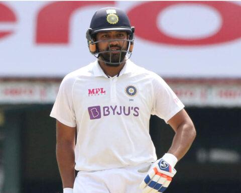 Rohit Sharma, ICC World Test Championship