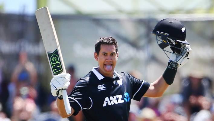 Ross Taylor, International Cricket