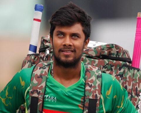 Sabbir Rahman of Bangladesh (Photo-Twitter)
