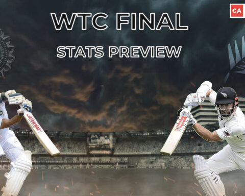 India vs New Zealand WTC Final: Stats Preview