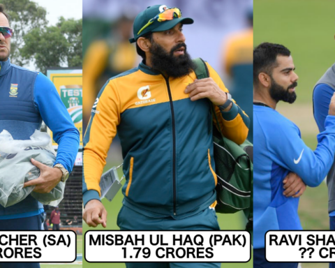 Top 10 Cricket Coaches With Highest Salaries In The Year 2021