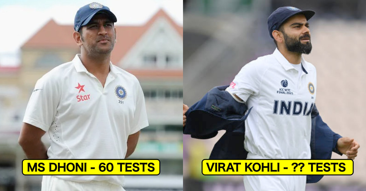 Top 5 Players Who Have Captained India In Most Test Matches