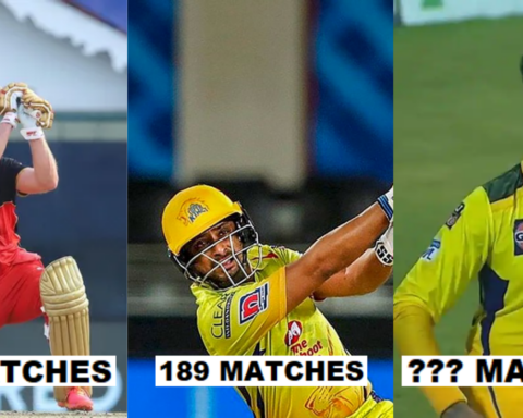Players With Most Match Appearances Without Captaining A Single Match In IPL