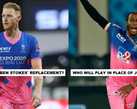 IPL 2021 2nd Phase: Strongest Playing XI Of Rajasthan Royals (RR) Without English Players