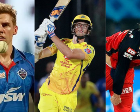 IPL 2021 2nd Phase: Benched Overseas XI Of The First Leg