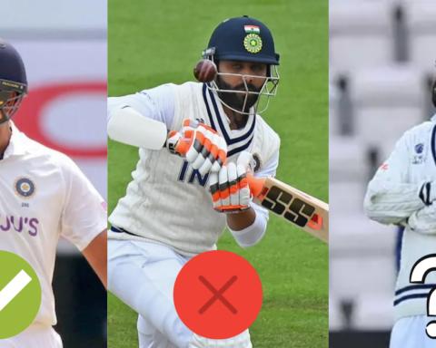 ICC World Test Championship: Team Of The Tournament