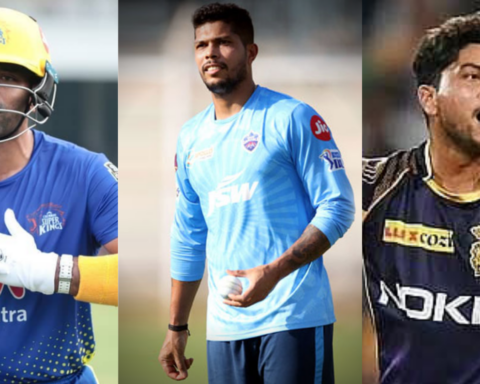 IPL 2021 2nd Phase: Benched Indian XI Of The First Leg