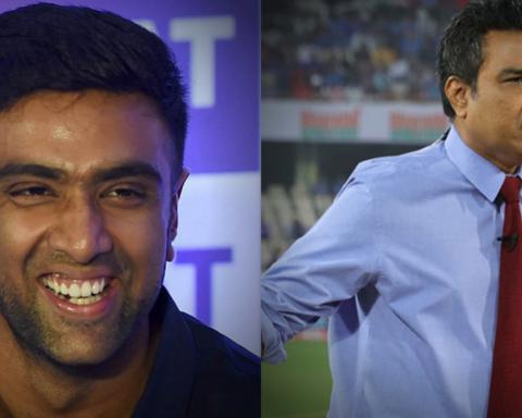 "Ravichandran Ashwin Responds After Sanjay Manjrekar Says He Isn't An ""All-Time Great"""
