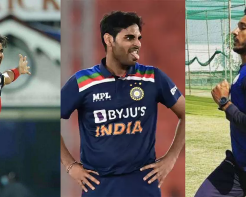 3 Players Who Can Replace Bhuvneshwar Kumar In The Indian Squad On The Sri Lanka Tour