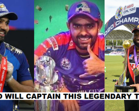 Defending Champions T20 XI From Best T20 Leagues