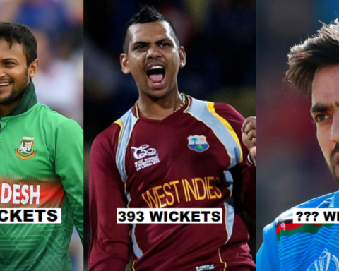 5 Bowlers With The Most Wickets In T20 Cricket