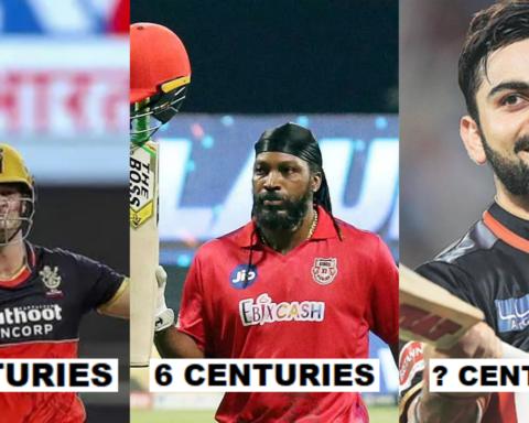 6 Batsmen With The Most IPL Centuries