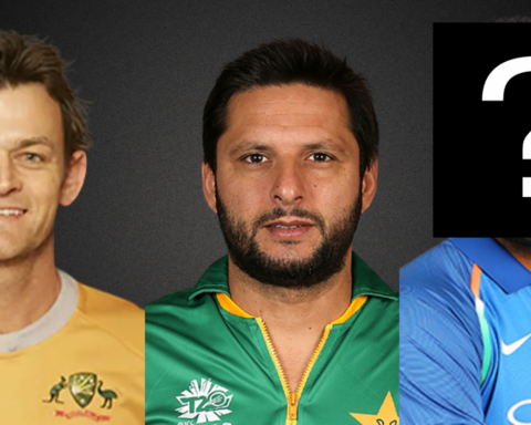 Batsmen With Most International Sixes For Every Major Nation