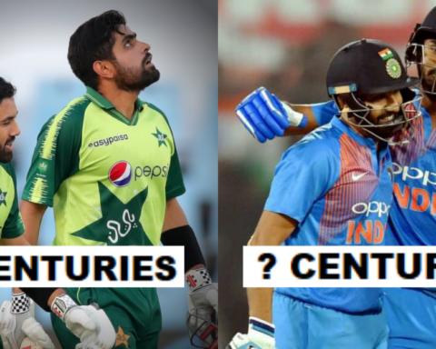 5 Opening Pairs In World Cricket With Most T20I Centuries Between Them