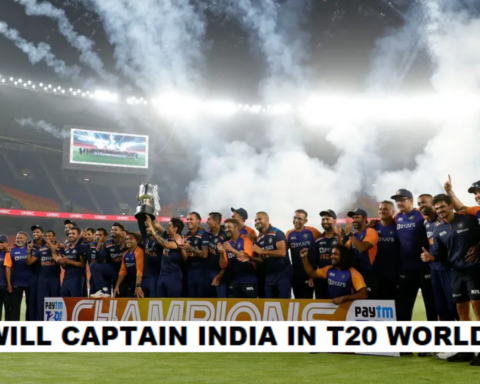 ICC T20 World Cup 2021: India's Squad For The Tournament
