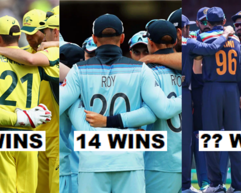 Teams With Most Successful 300 Plus ODI Run Chases