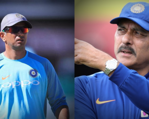 5 Former Players Who Can Replace Ravi Shastri As The Indian Coach
