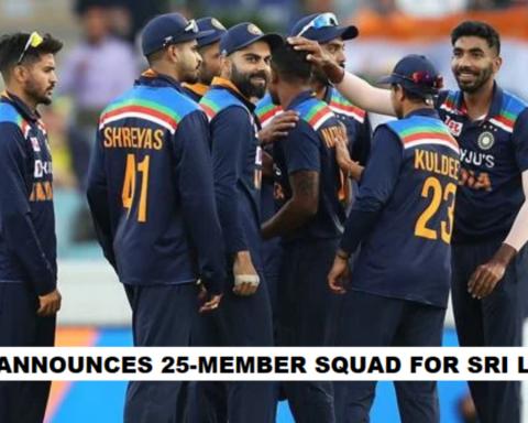 India's Squad For Sri Lanka Announced, Shikhar Dhawan To Captain The Side