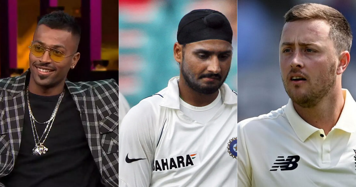 5 Cricketers Who Landed In Trouble Due To Sexist Or Racist Remarks