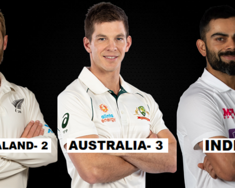 ICC World Test Championship: Team Wise Most Double Centuries In The Tournament