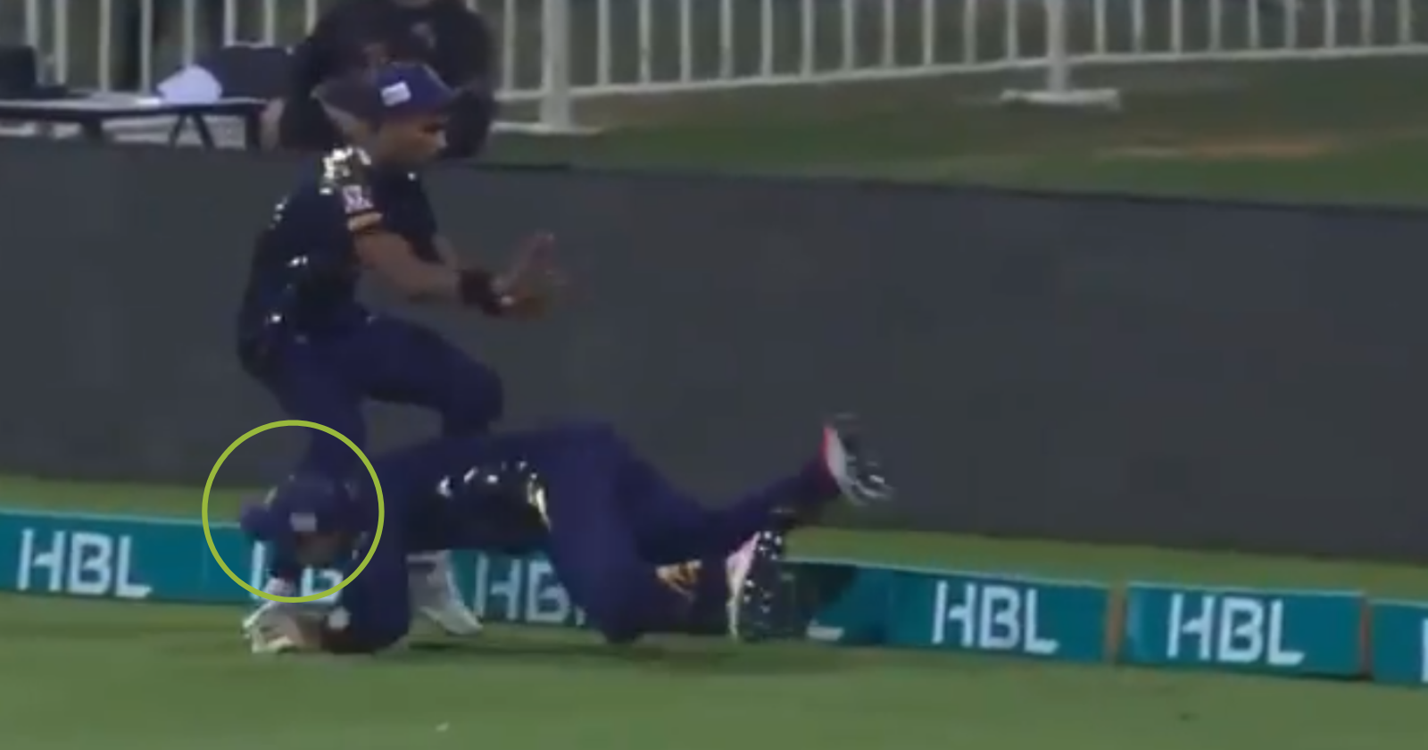 Faf du Plessis Hospitalized After Colliding With Mohammad Hasnain On The Field In PSL 2021