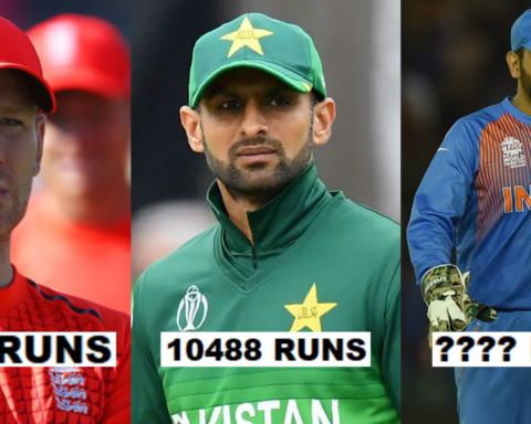 5 Batsmen With The Most T20 Runs Without Scoring A Century