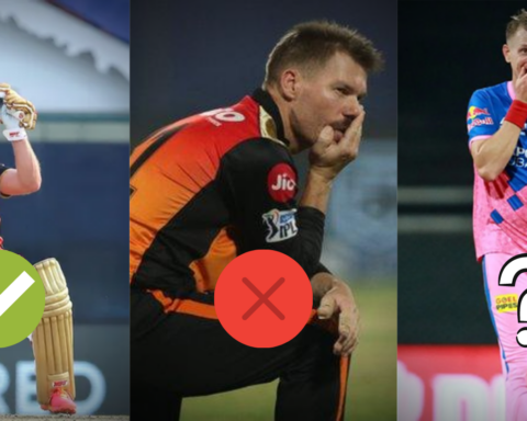 IPL 2021 2nd Phase: Best Overseas XI Of The First Leg