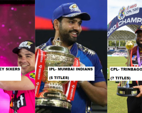 Teams With Most Trophies In Each Franchise T20 League