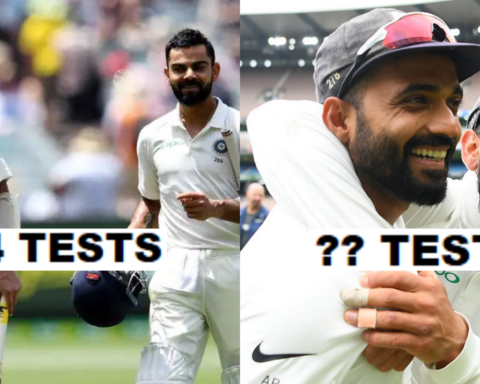 5 Most Selected Players In Virat Kohli's 60 Tests As A Captain