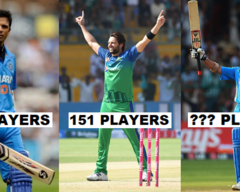 Top 5 Cricketers Who Played With Most Number Of Different Players In International Cricket