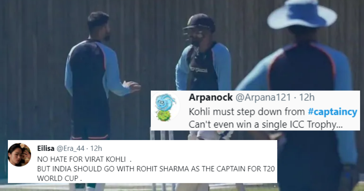 We Want A New Captain: Indian Fans On Twitter Lash Out At Virat Kohli The Captain, Demand Rohit Sharma To Lead