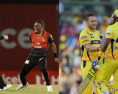 5 Players Who Have Been Teammates In IPL And CPL