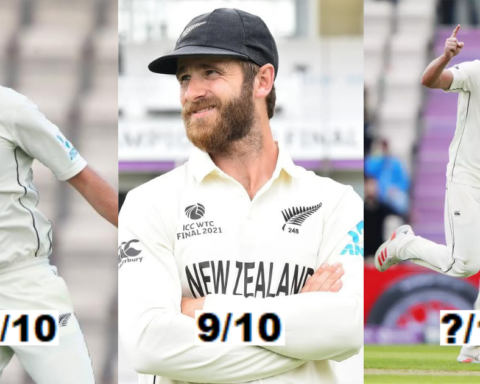 WTC Final: Performance Rating Of New Zealand XI In The Final