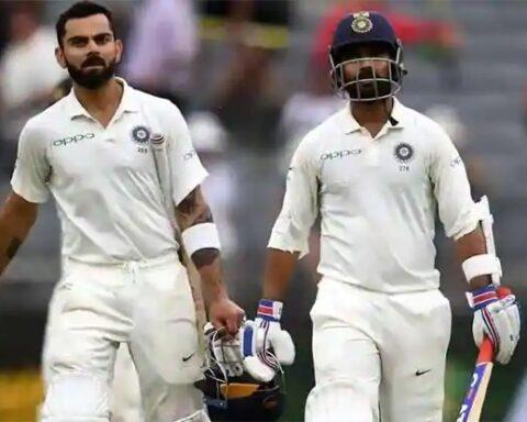 Virat Kohli And Ajinkya Rahane, ICC World Test Championship