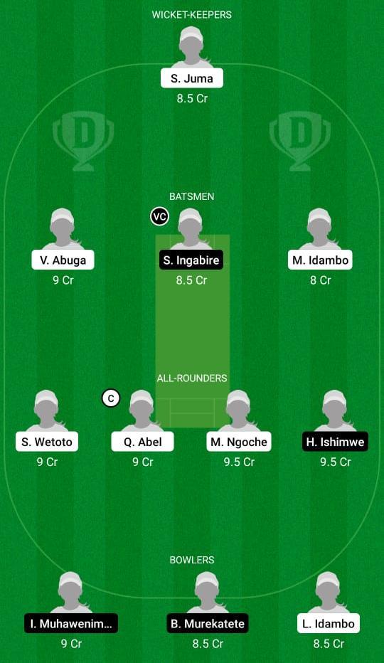 केन-डब्ल्यू बनाम आरडब्ल्यूए- डब्ल्यू ड्रीम11 भविष्यवाणी काल्पनिक क्रिकेट टिप्स ड्रीम11 टीम क्विबुका महिला टी20