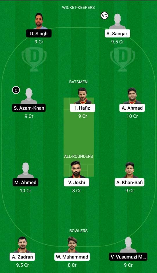 पीएसवी बनाम केएसवी ड्रीम11 भविष्यवाणी काल्पनिक क्रिकेट टिप्स ड्रीम11 टीम ईसीएस टी10 कील