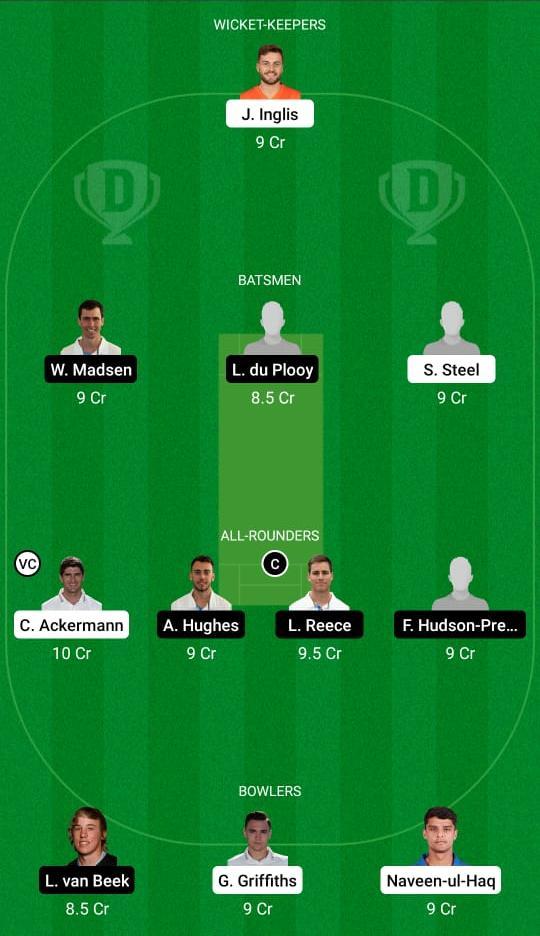 LEI vs DER Dream11 Prediction Fantasy Cricket Tips Dream11 Team English T20 Blast