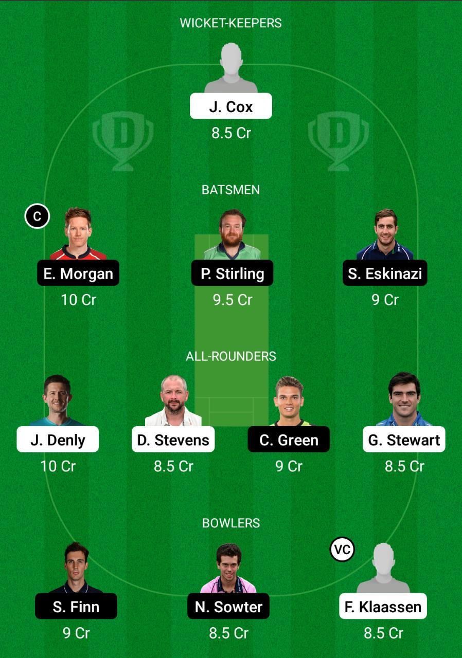 KET vs MID Dream11 Prediction Fantasy Cricket Tips Dream11 Team English T20 Blast