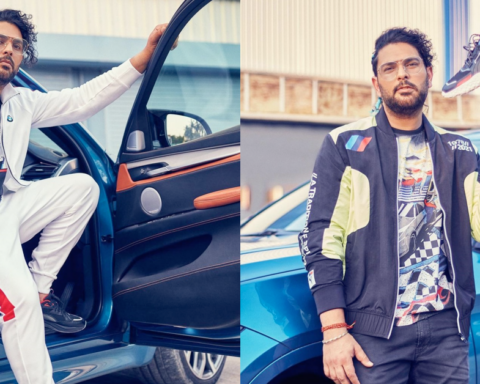 Yuvraj Singh Becomes Face Of Puma Motorsport In India