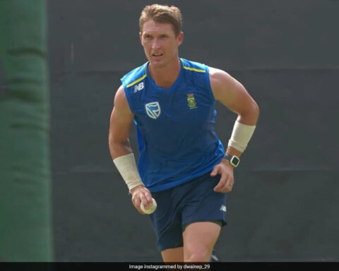 South Africa all-rounder Dwaine Pretorius (Photo-Twitter)