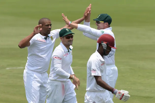 West Indies and South Africa will clash in two Test series in St Lucia (Photo-Getty)