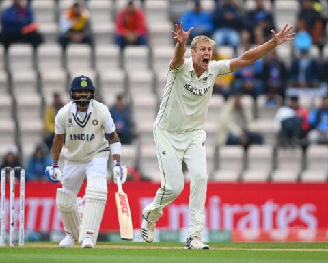India, New Zealand, Kyle Jamieson, Virat Kohli