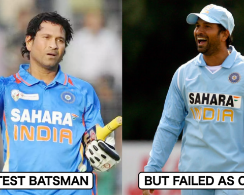 10 Great International Cricketers Who Were Not Good Captains